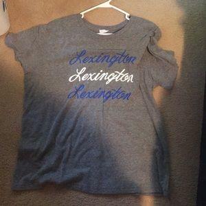 Lauren James team Kentucky shirt